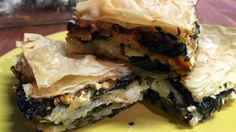 Marina Orsini Marina Orsini, Spanakopita, Greek Recipes, Ethnic Recipes, Food, Canada, Lebanese Recipes, Meal, Kitchens