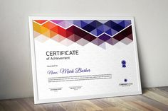 Certificate Template Recognition Why You Must Experience Certificate Template Recognition At Least Once In Your Lifetime Certificate Of Appreciation, Certificate Of Achievement, Attendance Certificate, Certificate Design Template, Printable Certificates, Award Certificates, Stationery Templates, Stationery Design, Design Templates