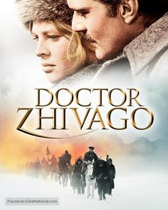 Let's go to the movies - Dr. Zhivago - Omar Sharif & Julie Christie 1965 - One of my favorite movies. I could watch this over and over again. Beau Film, Dr Zhivago Movie, Doctor Zhivago, See Movie, Film Movie, Epic Movie, Cinema Paradisio, Image Film, Julie Christie