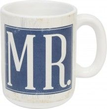Mug-Mr (Wedding Collection) (Pack Of 2)  (Package of 2)