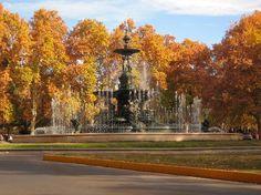 Parque Gral.San Martín, Ciudad de Mendoza, Mendoza | Mendoza Informa
