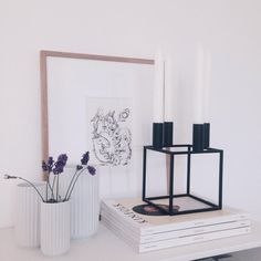 Johannes Holt-Iversen, 2014 Interior Decorating, Candle Holders, Paintings, Candles, Home, Paint, Painting Art, Ad Home, Porta Velas