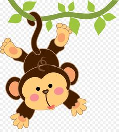 Infant Cartoon Monkey Drawing Clip art - Safari Monkey Cliparts png is about is about Human Behavior Safari Party, Jungle Party, Safari Theme, Jungle Theme, Safari Clipart, Safari Png, Cartoon Monkey Drawing, Monkey Drawing Cute, Deco Jungle
