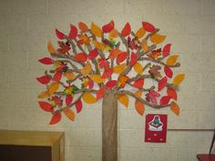Around mid -October, our tree loses its green leaves and we replace them with… Classroom Tree, Classroom Decor, Colored Leaves, Green Leaves, Liquid Watercolor, Watercolour Painting, Preschool Ideas, Craft Ideas, Discount School Supply