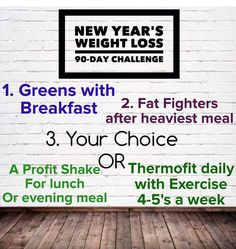 Are you resolving to get healthy or lose weight this year?? It Works! has affordable, natural products that can support you on your journey. Greens to detox and balance Thermofit to get more out of your workout Fat Fighters to block some calories Wraps to tighten and tone ProFit shakes for a plant based protein supplement And so many more! Check out beccahamby.itworks.com to see the whole line! Be sure to enroll in Autoship for LC pricing and perks!!