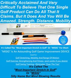 Want to improve your handicap? Here at Feel The Stretch we will help you with the most important stretch in golf and improve your game. Power Balls, Core Muscles, Improve Yourself, Strength, Golf, Exercise, Train, Energy Balls, Ejercicio