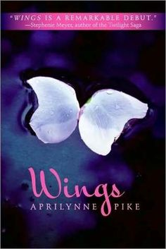 Wings (Wings, #1) Should be on your Book Covers That Make My Toes Tingle board @authoraghoward