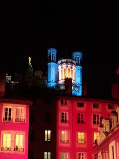 Fête des Lumières Lyon 2013