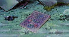 83 The Ancient Mew card Pokemon 2000, Pokemon Mew, Lugia, Japanese, Movies, Films, Cards, Painting