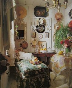 french cottage chic...