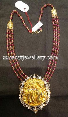 ruby-beads-set-with-radha-krishna.jpg (407×700)