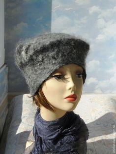"""Шляпы ручной работы. Ярмарка Мастеров - ручная работа. Купить валяная шляпка """"Кубаночка"""". Handmade. Валяные шляпки, шляпки для женщин"""