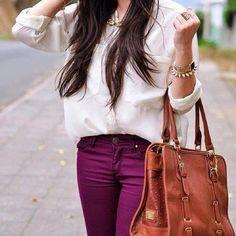 guinda jeans