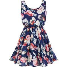 Cute floral dress