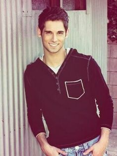 Jean Luc Bilodeau....I seriously think its the smile that attracts him to me so much<3