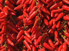 Peperoncino - piment rouge de Calabre - ''pipareduzzu''