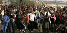 South African police fired rubber bullets to disperse crowds setting immigrant businesses ablaze as attacks against foreigners spread to Johannesburg, residents burned down shops owned by foreigners, including a Nigerian dealership in the nation's largest city. Two foreigners and three South Africans were killed. #trending #worldnews #news #southafrica #socialmediamarketing #socialglims  #dubai  #Johannesburg #foreigners #southafricaattack #southafricaxenophobia #xenophobia