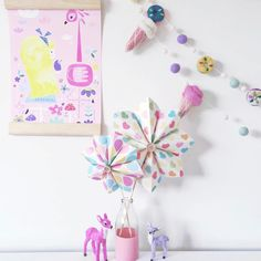 Create a stylish and fun nursery or kids rooms with creative wall art for kids. Art Wall Kids, Nursery Wall Art, Art For Kids, Pop Design, Print Design, Kids Prints, Kids Bedroom, Boy Or Girl, Delicate