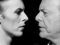 David Bowie - You say you'll leave me And when the sun is low And the rays high I can see it now I can feel it die