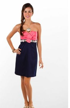 Lily Pulitzer, I'd love to try something like this!