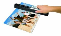 Ion ISC12 Document Scanner: http://www.amazon.com/Ion-ISC12-Document-Scanner/dp/B004WDUPGA/?tag=cheap136203-20