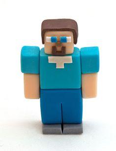 Torta Minecraft by www.easy-recepti.com