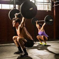 Love is in the air, so why not grab your partner and try this total body couple's workout routine. These strength training exercises require various exercise equipment to work out your arms, abs, butt and more. Now, go ahead and sculpt a killer body while bonding with your man.