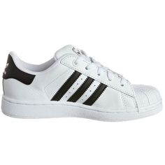 adidas Originals SUPERSTAR 2 J ❤ liked on Polyvore featuring shoes, sneakers, adidas originals and adidas originals shoes