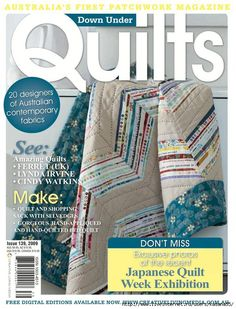 Down Under Quilts 139 (533x700, 252Kb)