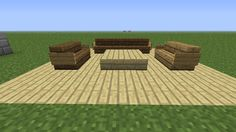 How To Make Furniture For Your House - With Images! Minecraft Blog