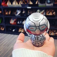 shoe shopping with #ultron by kathleendayon
