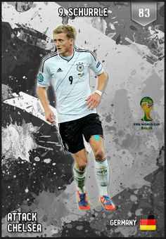 #AndreSchurrle Germany FIFA World Cup 2014 Lineup