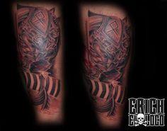 Tattoo Wikinger Schiff Tattoo Artists, Tattoos, Vikings, Tatuajes, Tattoo, Tattos, Tattoo Designs