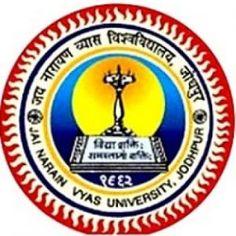 JNVU Jodhpur BA Part 2 Result 2017, NVU was actually established in 1962. Jai Narain Vyas University university founded in Jodhpur (Rajasthan).