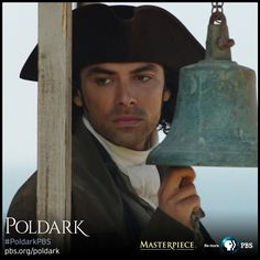 Aidan Turner as Ross in Nampara costume. | Poldark, as seen on Masterpiece PBS