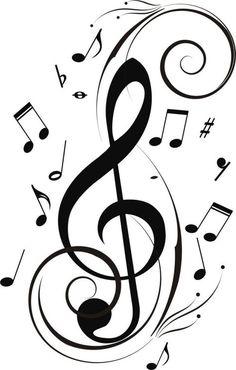 En nuestros tiempo libre escuchamos musica.