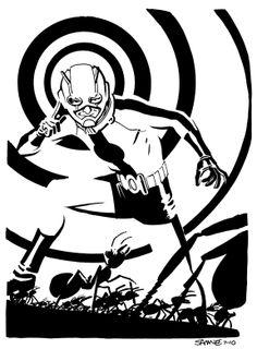 Ant-Man by Chris Samnee