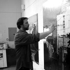 Ben Aronson (born October 4, 1958) is an American painter living in Massachusetts.