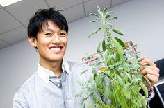 Mr.Matsuura  https://www.facebook.com/herbsdiary