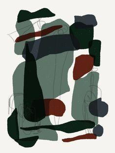 Partnern sketch • Jenny Wallhult