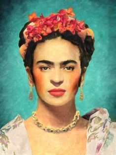 FRIDA KAHLO BELLA