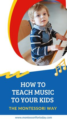 Learning music with the Montessori Method is a hands-on experience. Since children learn best through their senses, the more senses that are stimulated, the better the learning. Keep reading to learn more about the Montessori learning method and how it incorporates music into its curriculum.