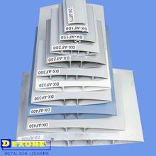 Vytláčaný hliníkový profil žalúzie aerofoil clona používa Ako vonkajší žalúzií