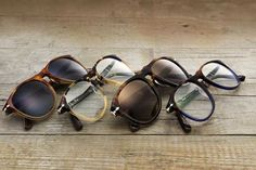 3eab6b1504a A Close-Up Look at How Persol Sunglasses Are Made Wayfarer