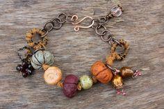 harvest handmade bracelet