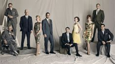 Joan, Peggy, Don and the other Sterling Cooper insiders bring the glamour of 60s Manhattan back to our screens this month with series five of Mad Men.