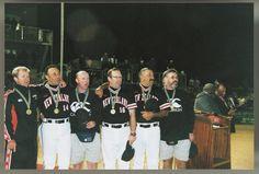 2000 – East London, South Africa ISF Men's World Series- Softball Black Sox