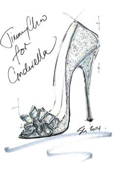 Jimmy Choo: For more go to: http://www.graziadaily.co.uk/2015/02/cinderella-shoes-slippers-disney-designers#image-6