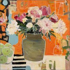 Jackie Blue Home: Gabriela Ibarra ~ Colorful Happy Art