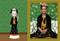 Frida Kahlo. c. 1939